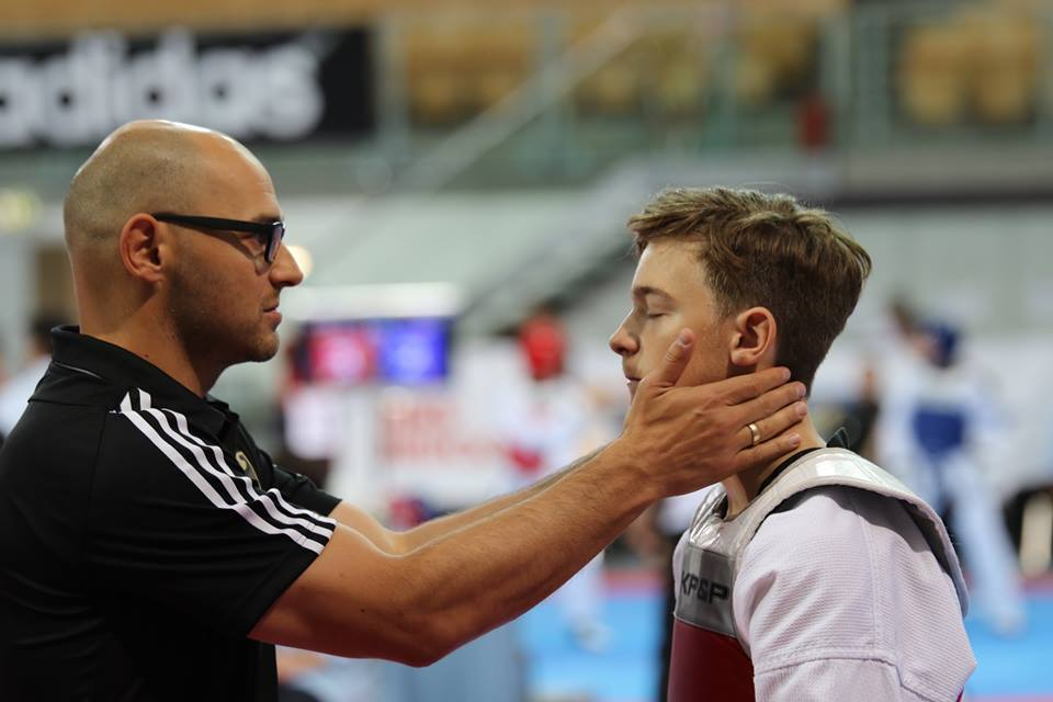 Coach Miguel AO 2016
